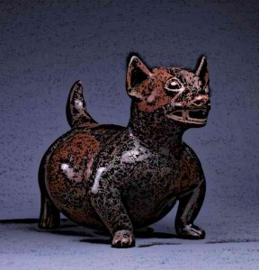 Aztec-Dogs-Colima-Dog