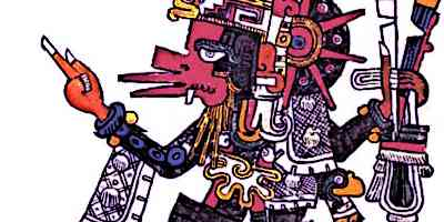 Aztec God Of Life