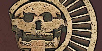 Aztec God of Death