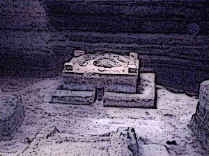 Aztec Steam Bath in Homes of the Nobility