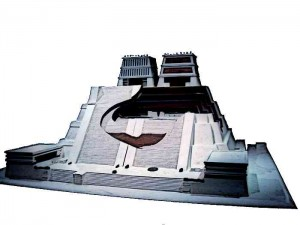 Aztec-Temples-Scale-Model-Templo-Mayor