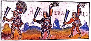 Aztec-Triple-Alliance-Florentine-Codex-IX-Aztec-Warriors