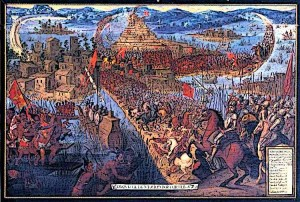 Hernan-Cortes-The-Conquest-of-Tenochtitlan