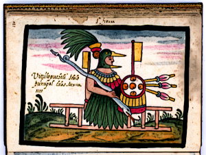 Huitzilopochtli-the-Principal-Aztec-God