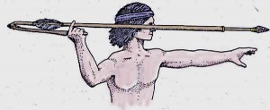 Aztec-Weapons-and-The-Atlatl